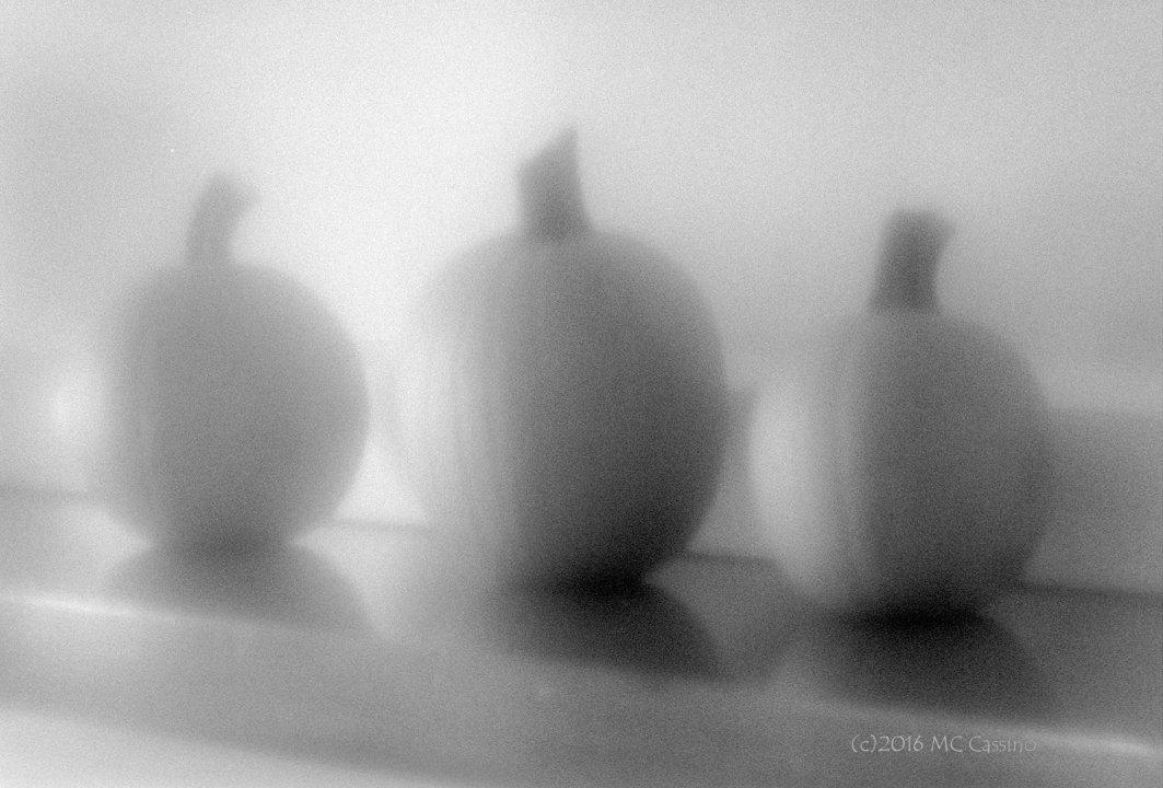 Three Pie Pumpkins