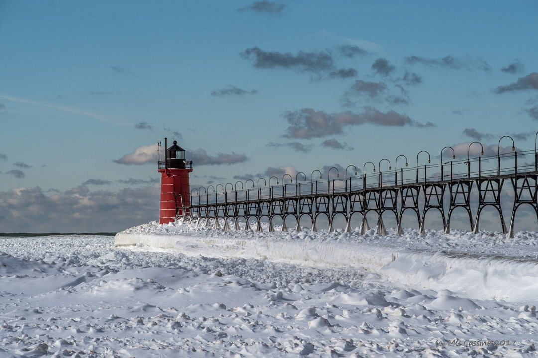 South Haven Deep Freeze