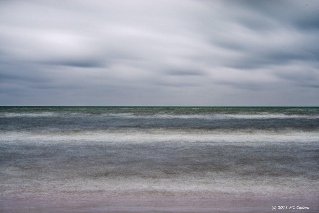 Lake Michigan Time Lapse