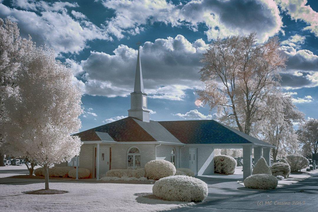 Chapel in Portland, Indiana
