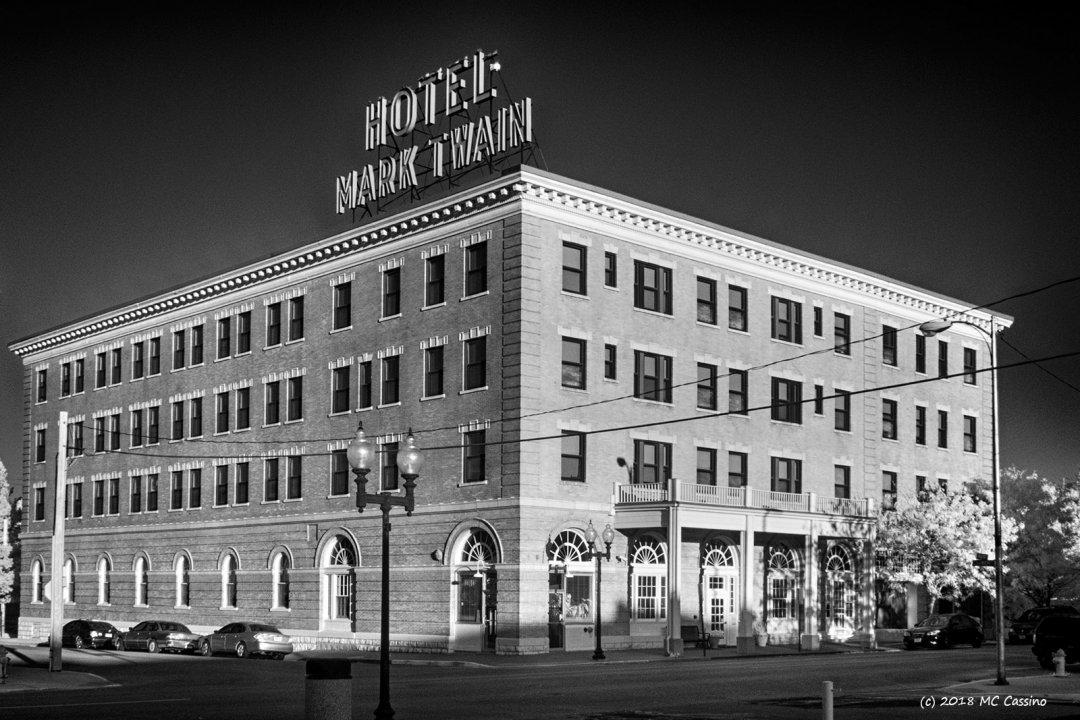Mark Twain Hotel, Hannibal, Missouri