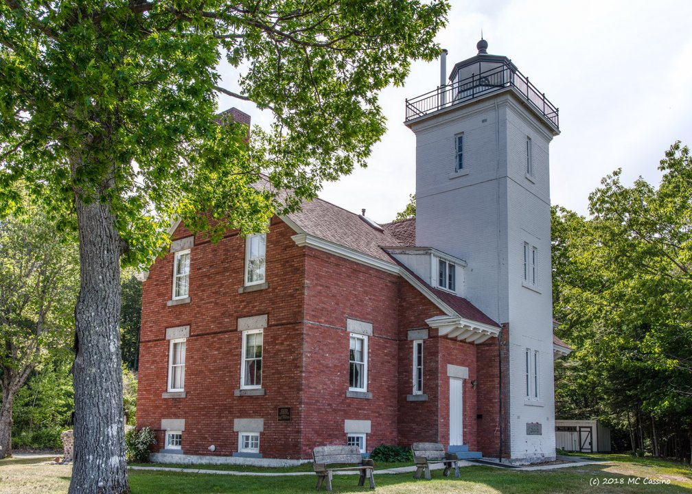 Forty Mile Point Lighthouse, Rogers City, Michigan