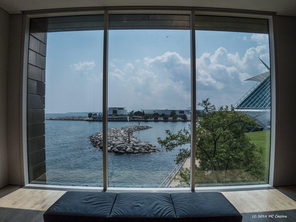Lounge, Milwaukee Art Museum