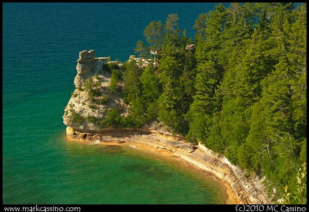 Picutred Rocks