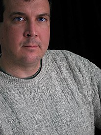 Photo of Mark Cassino to accompany website bio