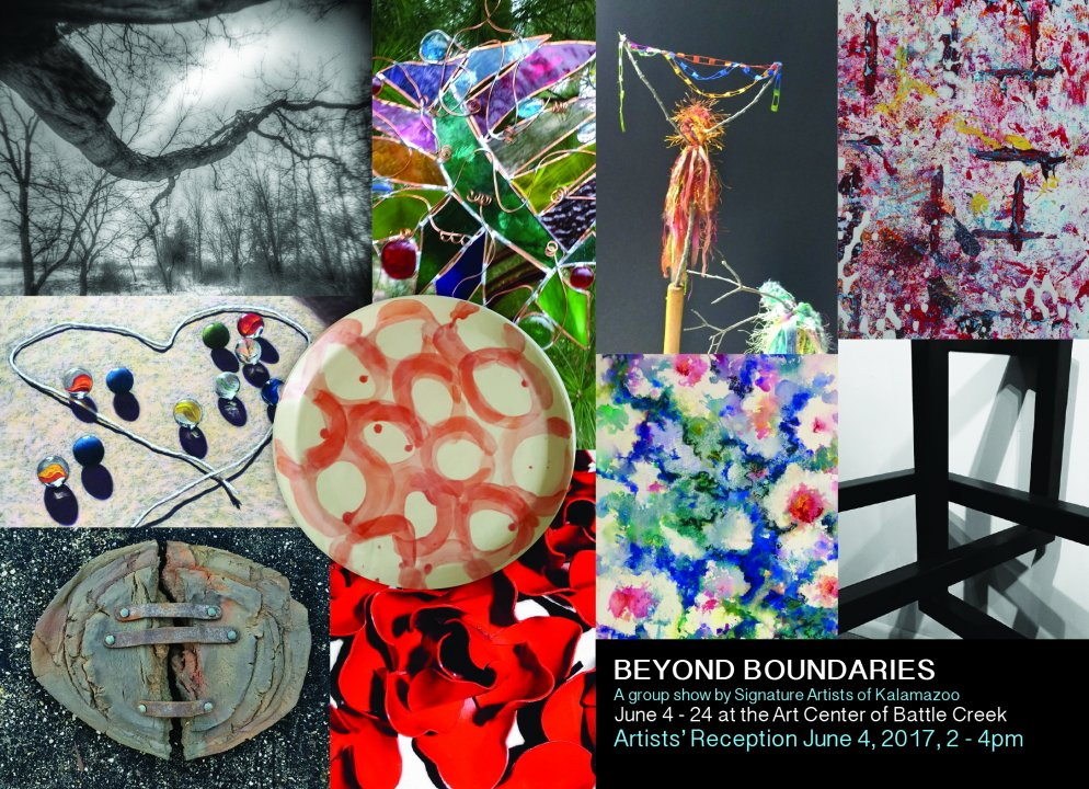 """Beyond Boundaries"" - Signature Artists Group Show"
