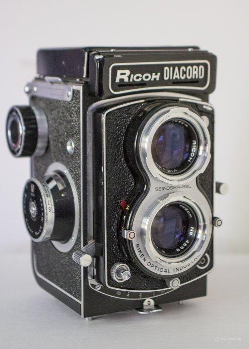 Ricoh Diacord L TLR