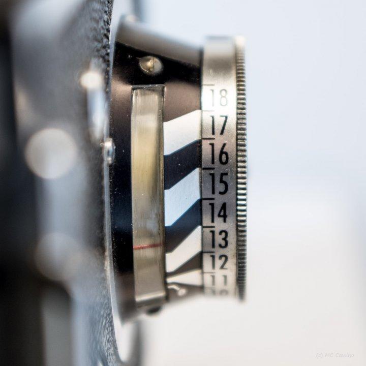 Diacord Meter Showing EV14