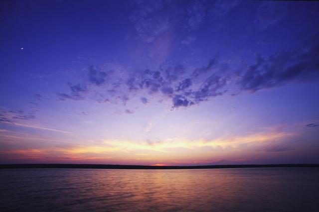 Sunset Near Skanee