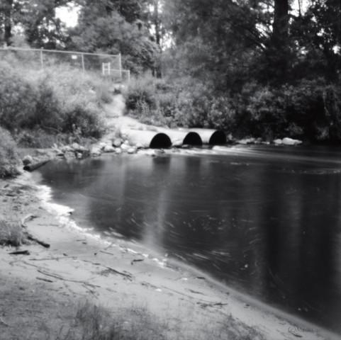 Swan Creek Dam
