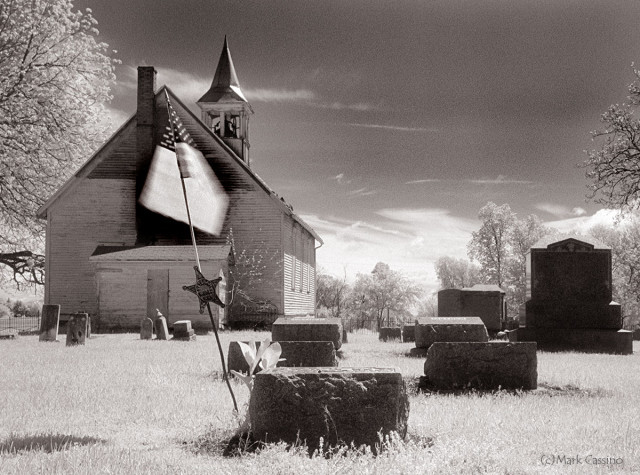 Rural Churchyard