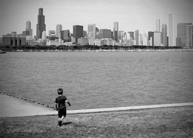 Chicago - Along the Lakeshore