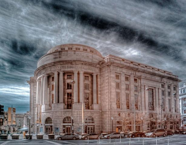 Washington D.C. - Ronald Reagan Building