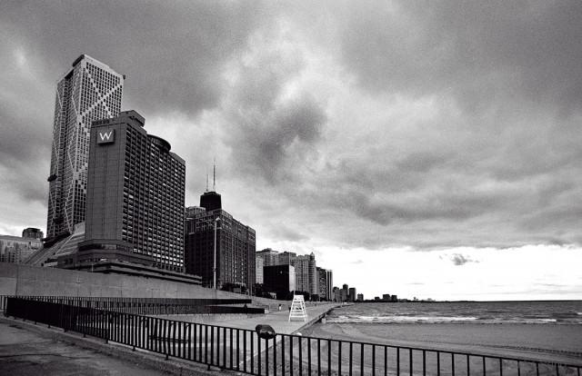Chicago - Near Olive Beach