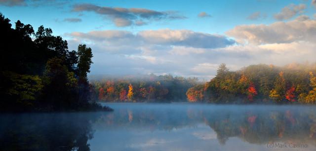 Swan Creek Millpond, Allegan County, Michigan