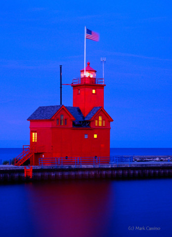 Big Red, Holland, Michigan