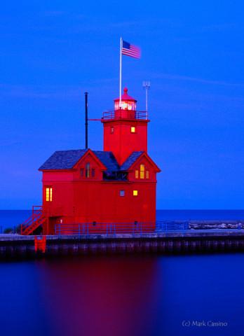 Big Red, Holland, Michigan
