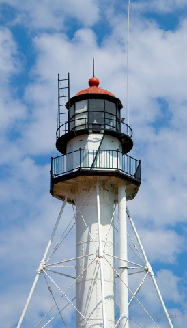 Whitefish Point Light Station (Detail)