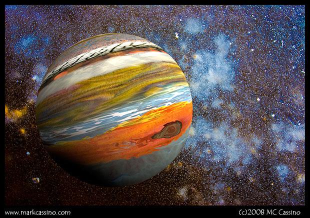 Imaginary Jupiter